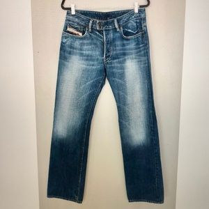 Diesel Distressed Men Jeans Made in Italy size 32